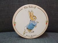 VTG #x27;97 Beatrix Potter The Tale of Peter Rabbit Collector#x27;s Tin Empty Candy Box