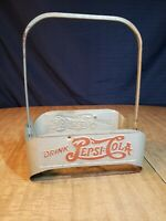 Vintage 1940s Pepsi Cola Bottle Carrier
