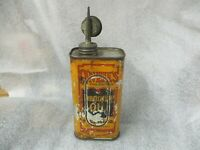 Early Original O'Neil's Penetrating Oil Metal Can Pre - Wadhams Wisconsin