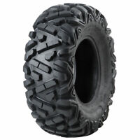 (4 Pack) Tusk TriloBite Tire 25x10-12 - Fits: Yamaha GRIZZLY 600 4x4 1998-2001
