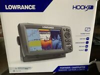 Lowrance Fishfinder Hook 7- Excellent Condition
