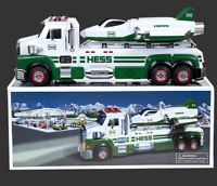 2014 Hess 50th Anniversary Toy Truck And Space Cruiser With Scout*Brand New