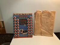 Vintage Countertop Store Display, Red Head Bottle Caps, WW2, 1936 Patent, FULL!