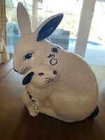 Dedham Potting Shed Large Bunny.  Excellent Condition