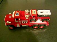 2015 Hess Toy Fire Truck and Ladder Rescue