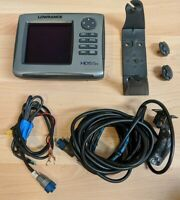 Lowrance HDS-5X Gen 1 with 83/200 transducer & mount