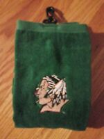 University of North Dakota - UND - Fighting Sioux - golf towels - Forever Sioux