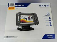 Open Box Lowrance Hook2 4x Bullet Skimmer Fishfinder - DS2307