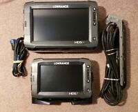 Lowrance HDS 9 and HDS 7 Gen 2 Touch - Fishfinder / GPS / Charts with Structure