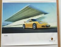 "Original Nice Germany 🇩🇪 Porsche 911 GT3 Dealership   Large 40 x 30"" Poster"