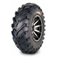 4 GBC Dirt Devil A/T 25x10-12 25x10x12 50F 6 Ply AT All Terrain ATV UTV Tires