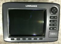 Lowrance HDS 8 Insight Gen 2, non touch screen