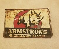 Armstrong tire Display Sign