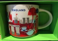 Discount! Starbucks England Mug Cup YAH You are here City London Brand New SKU