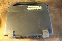 Humminbird Wide One Portable Fish Finder In Original Case Untested See Pictures