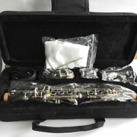 Advanced Perfect Eb Clarinet With Case Nickel plating Good Material Good Sound