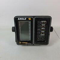 Eagle LCG Recorder Z 7000 Head Unit And Mounting Bracket