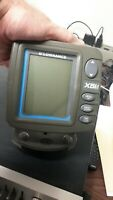 Lowrance Eagle X51 Fish Finder Head Unit & Bracket Only Great Shape
