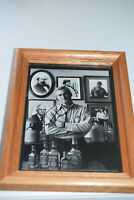 Jack Daniels Signed Jimmy Bedford Signed Picture