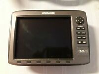 Lowrance HDS-10 Gen2 Fishfinder with Insight - 000-10543-001