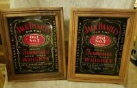 Jack Daniels Tennessee Old #7 Sour Mash Whiskey Framed picture