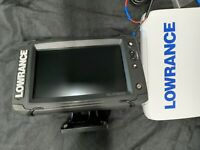Lowrance Elite-7 Ti2 Fishfinder No transducer/US Inland Maps