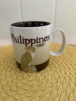 Starbucks Philippines Collector Series 16 oz Mug 2013 VERY GOOD