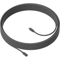 Logitech 950 000005 10m Extender Cable For Meetup Expansion Microphone $123.61