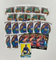 2020 Goodwin Champions Track amp; Field Christian Coleman Set of 25 Single Cards
