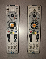 Lot Of 2 Direct TV Universal Remotes RC65RX amp; RC65X Batteries Not Included $15.40