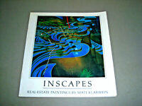 Inscapes Real Estate Paintings By Mati Klarwein 1983 Harmony 1st 1st 4to SC VG $100.00