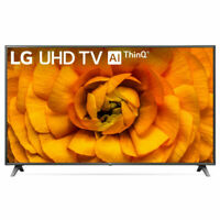 LG 86UN8570PUC 86 inch 2160p 4K Smart UHD TV with AI ThinQ $1999.99