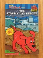 Clifford the Big Red Dog The Stormy Day Rescue 2001 Paperback $1.99