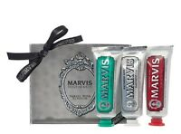 Marvis Travel with Flavor Set Three 1.3 oz Tubes