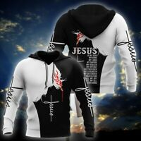 Jesus I My Everything Hoodie Premium 3D All Over Printed Unisex Shirts S 5XL $32.99