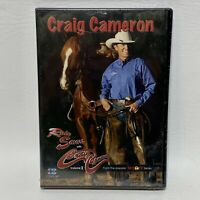 quot;Ride Smart with Craig Cameronquot; Volume 1 2 DVD OOP 2008 RFD TV Horse Training $27.95