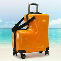 Multifunction Kids Suitcase For Travel Bags Organizer Children Trolley Luggage