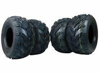 MASSFX New 4 Pack of 16x8x7 ATV /ATC Tires Tire 16x8-7 16/8-7 16x8.00-7 4qty