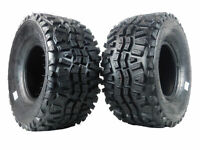 New MASSFX VS231110 ATV Tires 23X11X10 23x11-10 OEM Mule Tires  6 Ply 2 set
