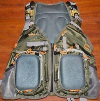 Multi-pocket Fly Fishing Backpack Chest Mesh Bag Vest    FREE 3 DAY SHIPPING