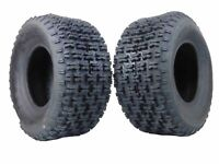 New KAWASAKI Mule 600 MASSFX ATV Rear Tires 22X10-10 2set 4ply