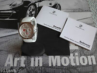 PORSCHE RACING CHRONOGRAPH WATCH  LIMITED EDITION OUR RETURN  NEW IN BOX / PAPER