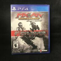 MX vs. ATV Supercross: Encore 2017 Official Track Edition PlayStation 4 NEW