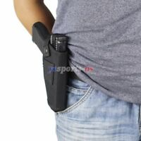Universal Inside The Waistband IWB Concealed Carry Gun Holster fits All Firearms