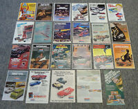 1980s MONOGRAM Hobby Kit Ad Collection ~ Lot of 38 ads