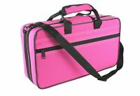 Clarinet  CASE   with shoulder strap - Case ONLY- PINK