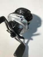 ABU GARCIA Silver Max 3 Low Profile Right Handed Baitcast Reel SMAX3 Free Ship