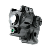 iProtec by Nebo, SC60G LED Firearm Light and Green Laser Sight