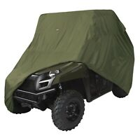 Classic Accessories 18-075-051401-00 UTV Storage Cover Large Green Olive