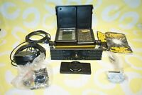 Humminbird Lcr-3004 Console And Transducer with hardware Never Used